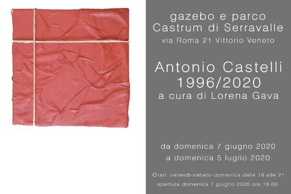 Antonio Castelli a cura di Lorena Gava