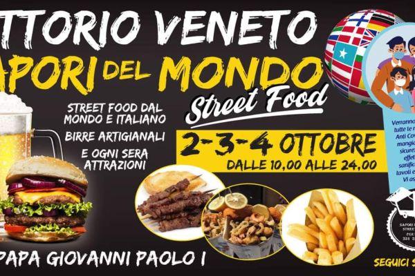 Vittorio Veneto - Sapori del mondo
